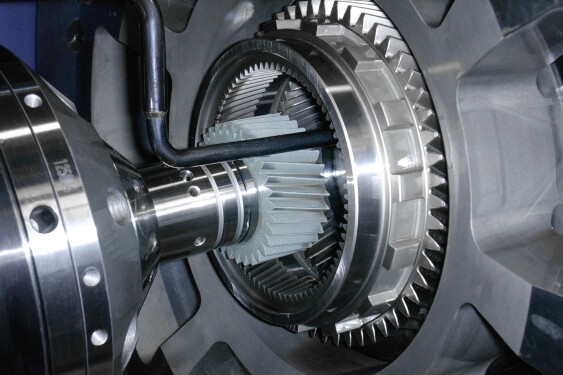 BREL automation-CNC