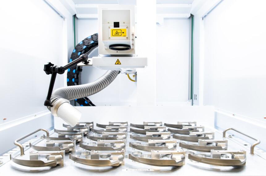BREL Medizintechnik Laserbeschriftung LP6 533612