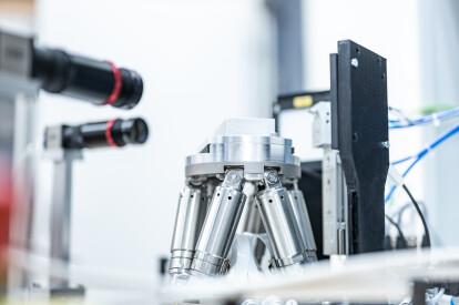 BREL automation-microassembly-set-up