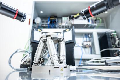 BREL automation-robotics-set-up